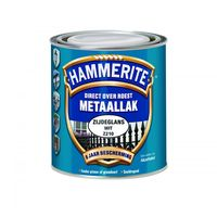 Hammerite Metaallak Zijdeglans Wit Z210 - 250 ml