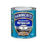 Hammerite Metaallak Zijdeglans Wit Z210 - 750 ml