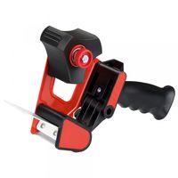 Tesa Dispenser Zwart/Rood