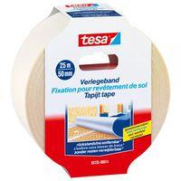 Tesa Tapijttape Verwijderbaar 50 mm 25 Meter