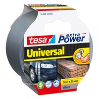 Tesa Extra Power Universal Tape Grijs 50 mm 10 Meter