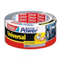 Tesa Extra Power Universal Tape Grijs 50 mm 25 Meter