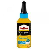 Pattex Houtlijm D3 Waterproof 75 Gram