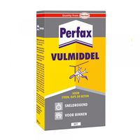 Perfax Vulmiddel Wit 500 Gram