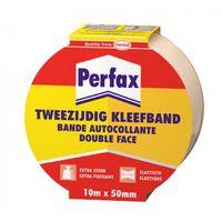 Perfax Tweezijdig Kleefband 24 mm 10 Meter