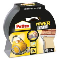 Pattex Power Tape Grijs 50 mm 25 Meter