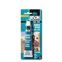 Bison Reparatiepasta Rubber Repair Transparant 50 ml