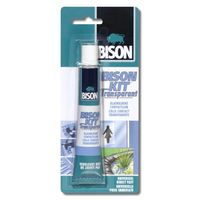 Bison Contactlijm Tube Bison Kit Transparant 50 ml