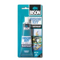 Bison Contactlijm Tube Bison Kit Transparant 100 ml