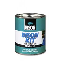 Bison Contactlijm Blik Bison Kit Transparant 750 ml