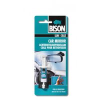 Bison Speciaallijm Spuit Car Mirror 2 ml + Gaas