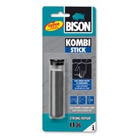 Bison 2-Componenten Pasta Kombi Stick 56 Gram