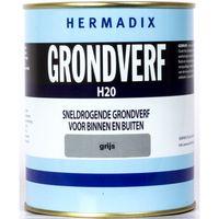 Hermadix Grondverf H20 Grijs 750 ml