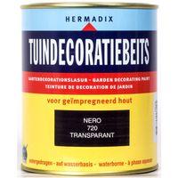 Hermadix Tuindecoratiebeits Nero/Zwart 720 - 750 ml