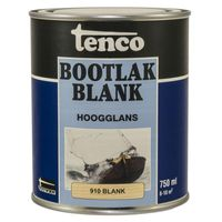 Tenco Bootlak Blank 910 - 750 ml