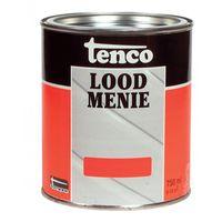 Tenco Tencometal Loodmenie Mat Oranje 2.5 Liter