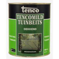 Tenco Tencomild Tuinbeits Dekkend Middengroen 1 Liter