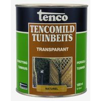 Tenco Tencomild Tuinbeits Transparant Naturel 1 Liter