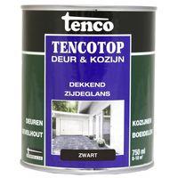 Tenco Beits Tencotop Dekkend Halfglans Zwart 39 - 750 ml