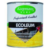 Koopmans Ecoleum Teak 213 - 1 Liter