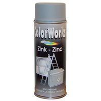 MoTip Zinkspray Aluminiumkleurig 400 ml