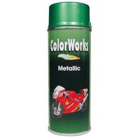 MoTip Metallic Spray Groen 400 ml