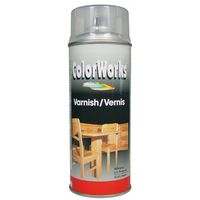 MoTip Acryllak Varnish Transparant 400 ml