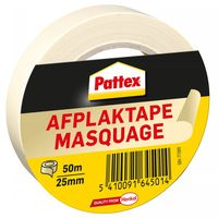 Pattex Afplaktape 25 mm 50 Meter