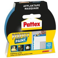 Pattex Afplaktape Perfect Paint 19 mm 25 Meter
