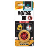 Bison Montagetape Direct Grip 19 mm 1.5 Meter