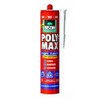 Bison Universeelkit Koker Poly Max High Tack Express Wit 430 Gram