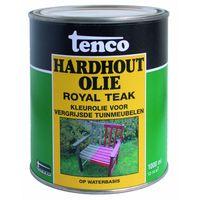 Tenco Hardhoutolie Royal Teak Transparant 1 Liter