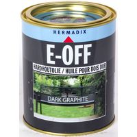Hermadix Hardhoutolie Off Graphite 750 ml