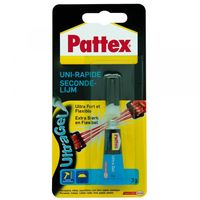 Pattex Secondelijm Ultra Gel 3 Gram