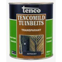Tenco Tencomild Tuinbeits Transparant Antraciet 1 Liter