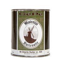 CéPé Molenlijn Buitenolie Zwart 425 - 1 Liter