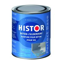 Histor Betonverf Pefect Base Donkergrijs 4505 - 750 ml
