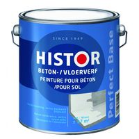 Histor Betonverf Pefect Base Wit 4500 - 2.5 Liter