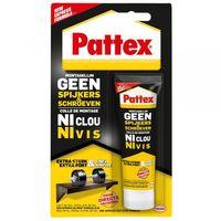 Pattex Montagekit Tube Geen Spijkers & Schroeven 50 Gram
