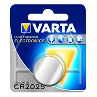 Varta Knoopcel Lithium CR2025
