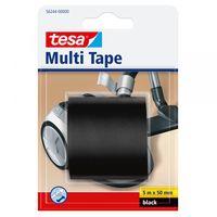 Tesa Multi Tape Zwart 50 mm 5 Meter