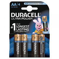 Duracell Batterij Ultra Power AA 4 Stuks