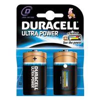 Duracell Batterij Ultra Power D 2 Stuks