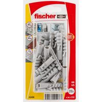 Fischer Plug S Nylon 8 x 40 mm 20 Stuks