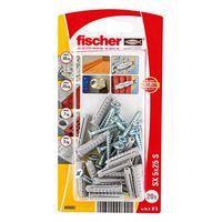 Fischer Constructieplug SX5 Met Schroef 20 Stuks