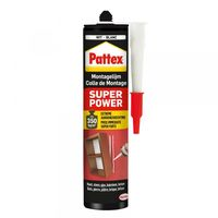 Pattex Montagekit Koker Super Power Waterbased 370 Gram