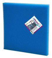 VT Filterschuim Medium Blauw 50 x 50 x 2 cm