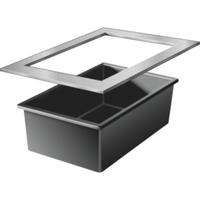 Ubbink RVS Frame Quadra