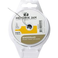 Hendrik Jan Binddraad Verzinkt 1.25 mm - 25 Meter