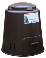 Compostvat Eco Zwart - 280 Liter